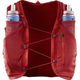 Salomon ADV Skin Vest 5 Set, rojo